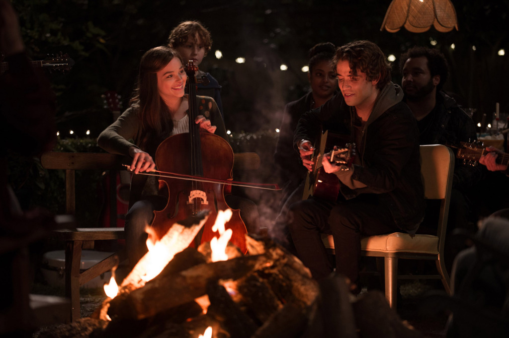 If I stay bonfire