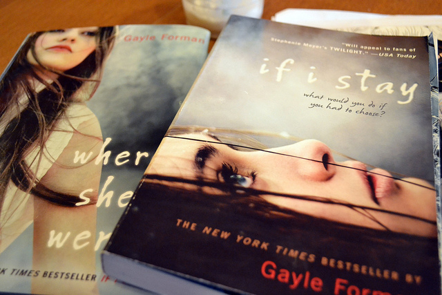 if i stay books