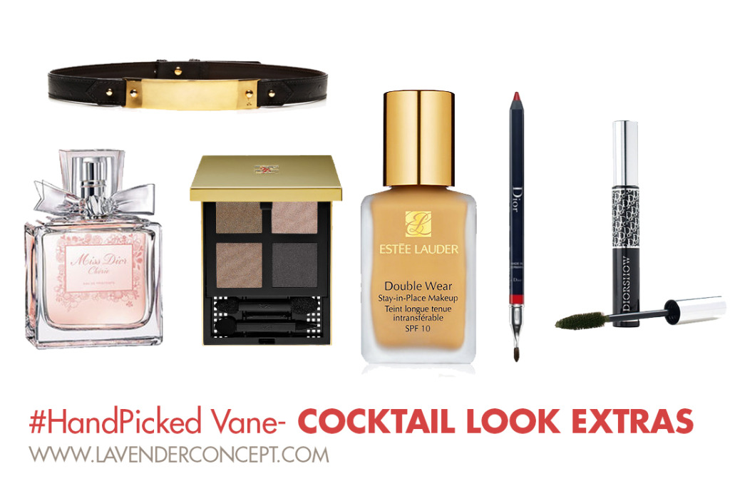 Cocktail look EXTRAS