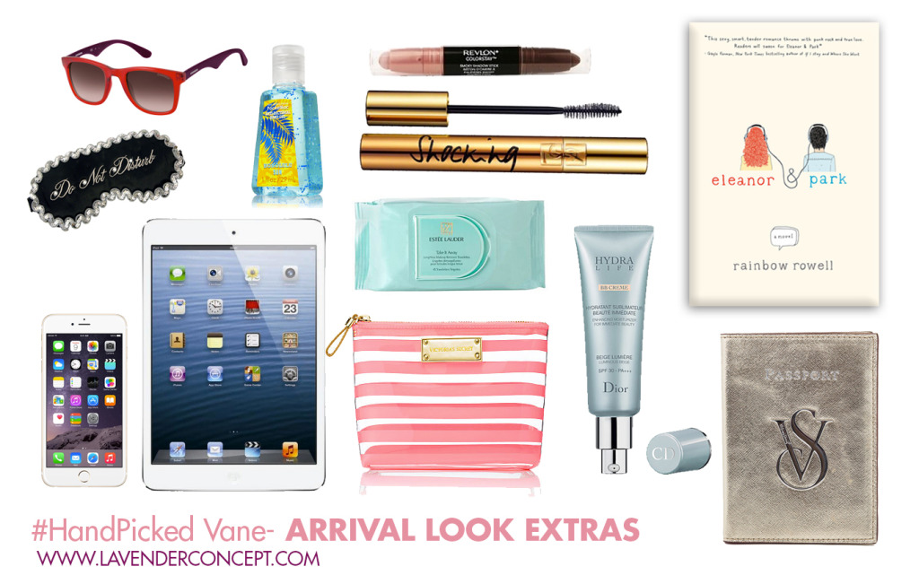 Travel look EXTRAS
